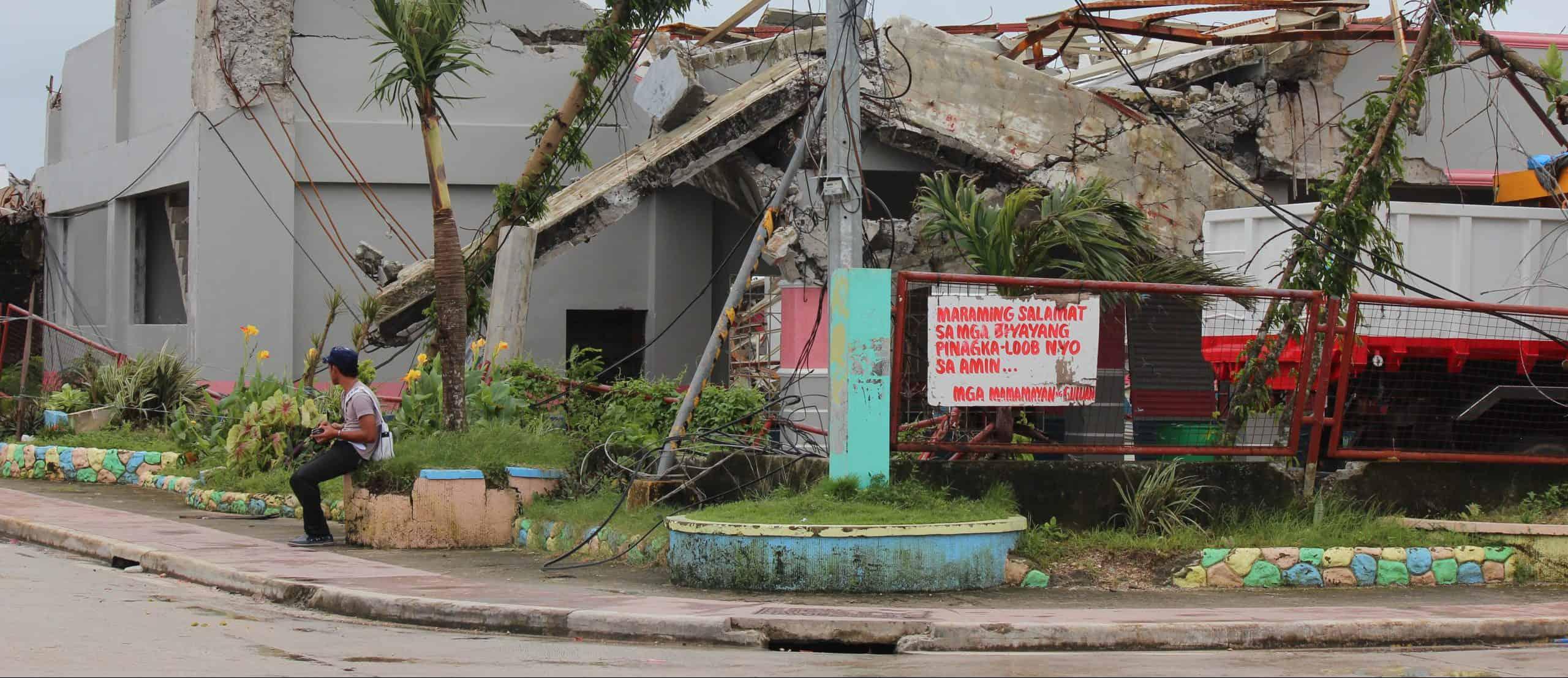 Philippines Typhoon Yolanda